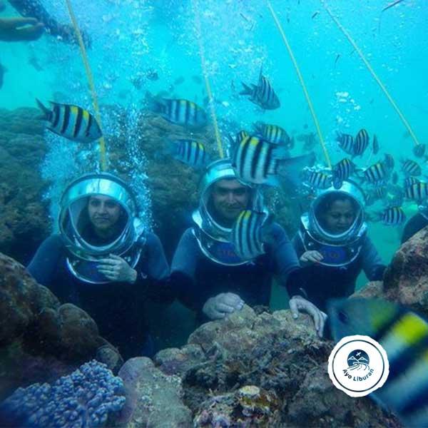 Bali-Seawalker