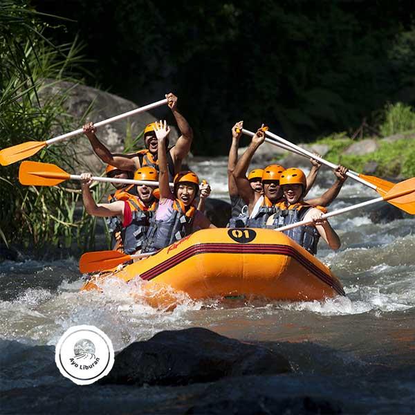 Rafting-Ubud