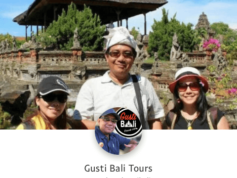 Gusti Bali Paypal Profile